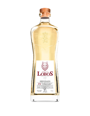LeBron James | Lobos 1707 | Reposado Tequila at CaskCartel.com