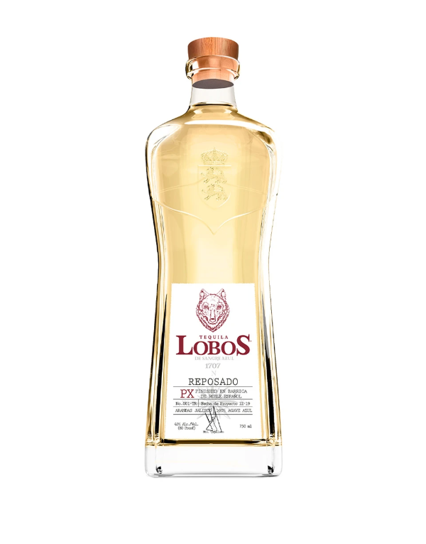 LeBron James | Lobos 1707 | Reposado Tequila