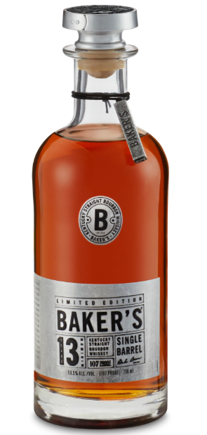 Baker's Single Barrel Bourbon 13 Year Old Limited Edition Bourbon Whiskey - CaskCartel.com
