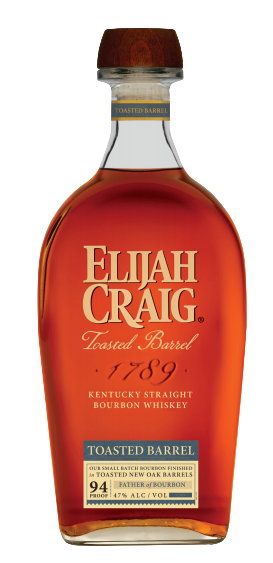Elijah Craig Toasted Barrel 1789 Kentucky Straight Bourbon Whiskey at CaskCartel.com