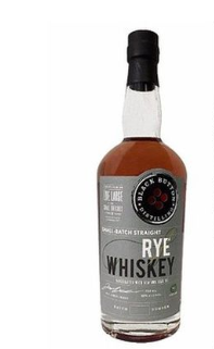 Black Button Straight Rye Whiskey - CaskCartel.com