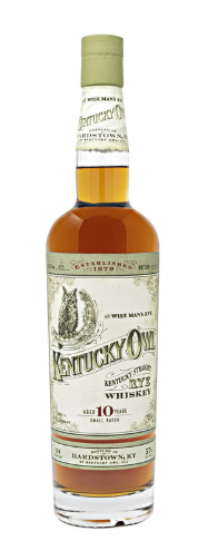 Kentucky Owl Batch 3 Straight Rye 10 Year Old Whiskey - CaskCartel.com