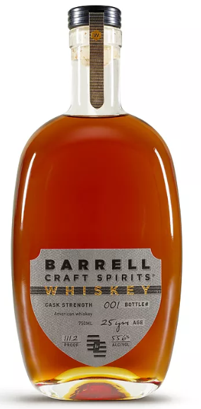 Barrell Craft Spirits 25 Year Old Whiskey - CaskCartel.com