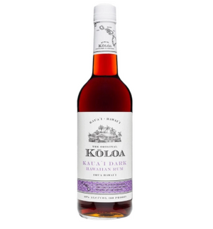 Koloa Kauai Dark Hawaiian Rum at CaskCartel.com