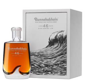 Bunnahabhain 46 Year Old Scotch Whisky - CaskCartel.com