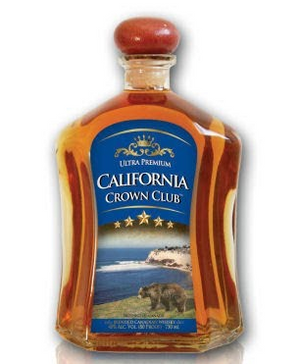 California Crown Club Blended Canadian Whisky - CaskCartel.com