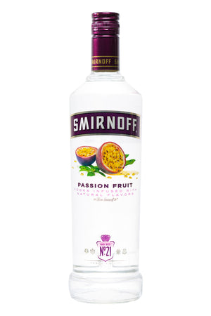 Smirnoff Passion Fruit Vodka - CaskCartel.com