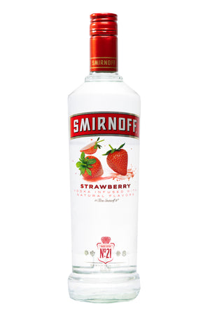 Smirnoff Strawberry Vodka - CaskCartel.com