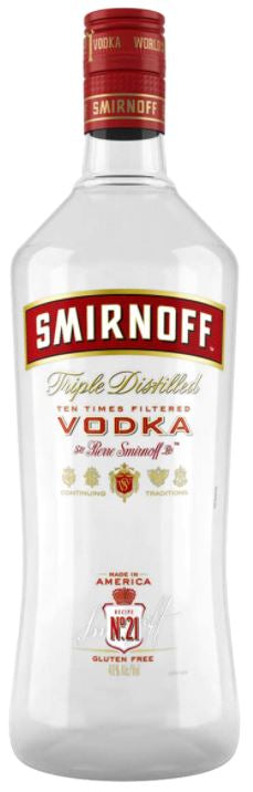 Smirnoff Vodka 1.75L at CaskCartel.com