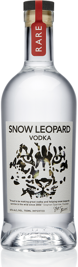 Snow Leopard Vodka - Buy Online at CaskCartel.com