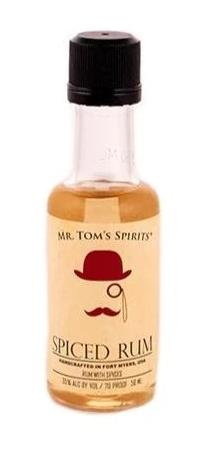 Mr. Tom's Spirits Spiced Rum 100ml - CaskCartel.com
