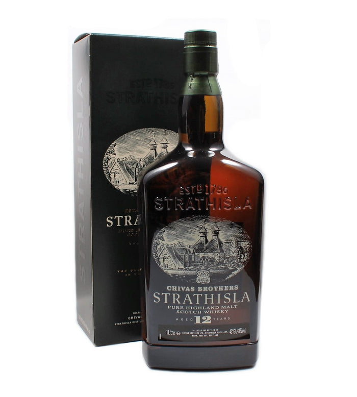 Chivas Brothers Strathisla 12 Year Old Single Malt Scotch Whisky