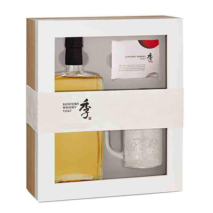 Suntory Toki Japanese Whisky With Highball Mug
