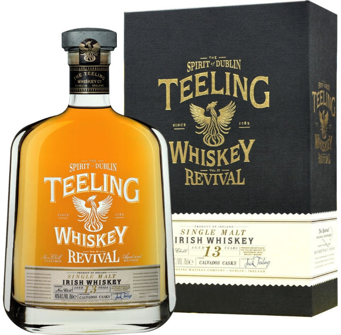 Teeling Revival Volume II 13 Year Old Single Malt Irish Whiskey