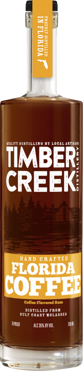 Timbercreek Distilling Coffee Rum