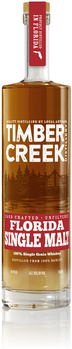 Timber Creek Distilling Florida Single Malt Whisky - CaskCartel.com