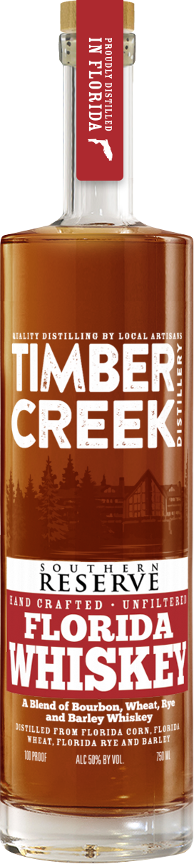 Timber Creek Distilling Reserve Florida Bourbon Whiskey - CaskCartel.com