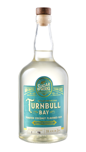 Sugar Works Turnbull Bay Coconut Flavored Rum at CaskCartel.com
