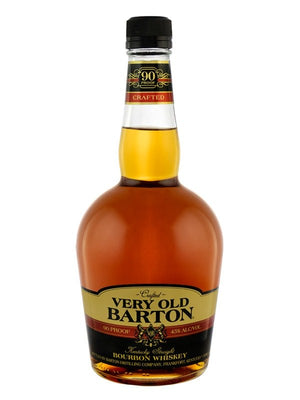Very Old Barton 90 Proof Kentucky Straight Bourbon Whiskey - CaskCartel.com