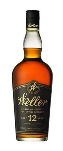 WL Weller 12-Year-Old Kentucky Straight Wheated Bourbon Whiskey