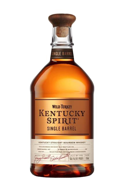 Wild Turkey Kentucky Spirit Single Barrel Bourbon Whiskey