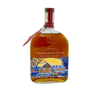 "Woodford Reserve | ""2020 Holiday Artist"" Special Edition Bourbon Whiskey at CaskCartel.com"