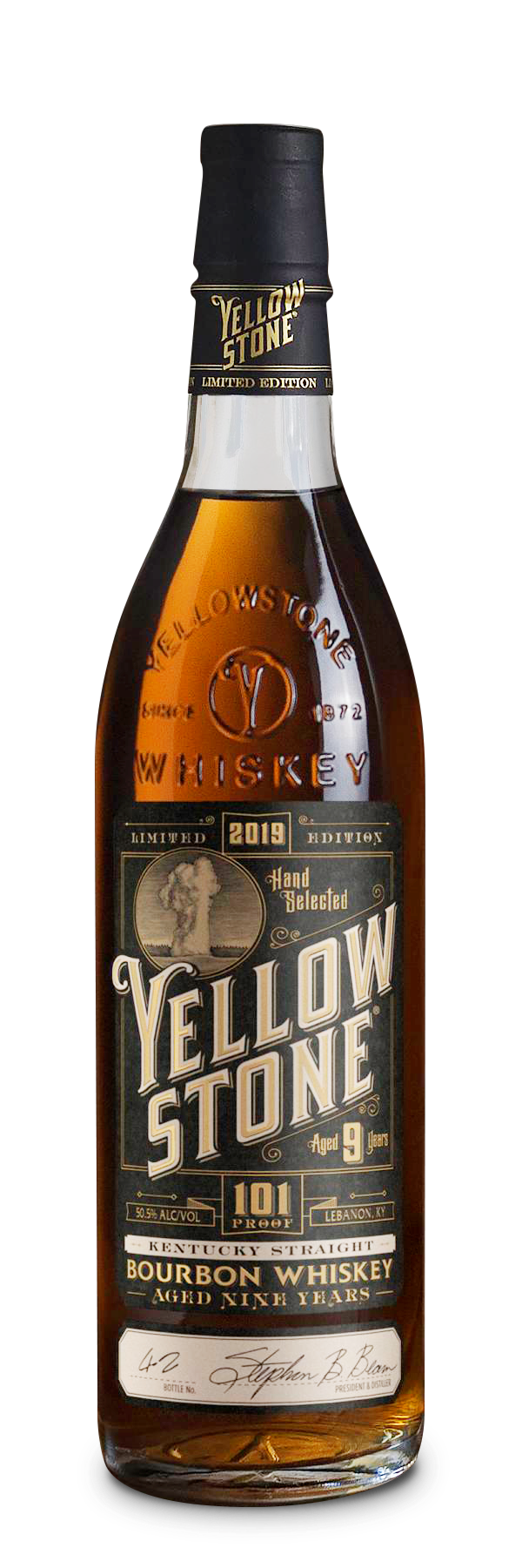 Yellowstone 2019 Limited Edition Bourbon Whiskey
