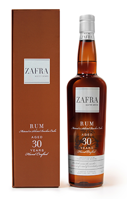 Zafra 30 Year Old Master Series Rum