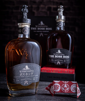 "WhistlePig Boss Hog Edition 六: ""The Samurai Scientist"" 