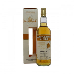 Aberfeldy 1991 Connoisseurs Choice (Gordon & MacPhail) Single Malt Scotch Whisky - CaskCartel.com