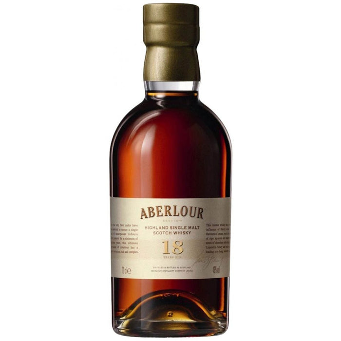 Aberlour 18 Year Old Single Malt Scotch Whisky