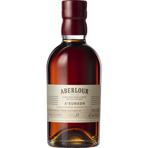 Aberlour A'bunadh Single Malt Scotch Whisky - CaskCartel.com