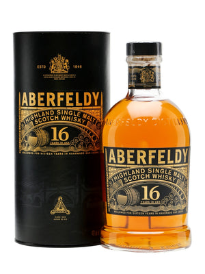 Aberfeldy 16 Year Old Scotch Whisky - CaskCartel.com