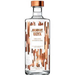 Absolut Elyx Single Estate Handcrafted Vodka - CaskCartel.com