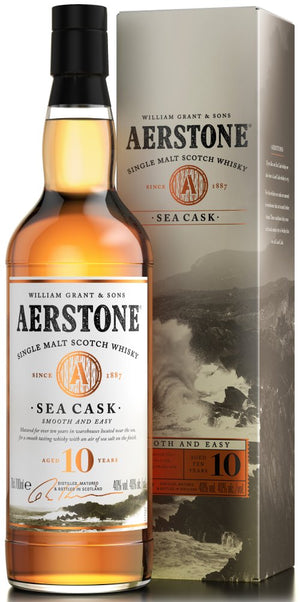 Aerstone Sea Cask 10 Year Old Single Malt Scotch Whisky at CaskCartel.com
