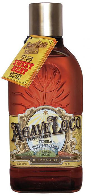Agave Loco Reposado Pepper Cured Tequila - CaskCartel.com