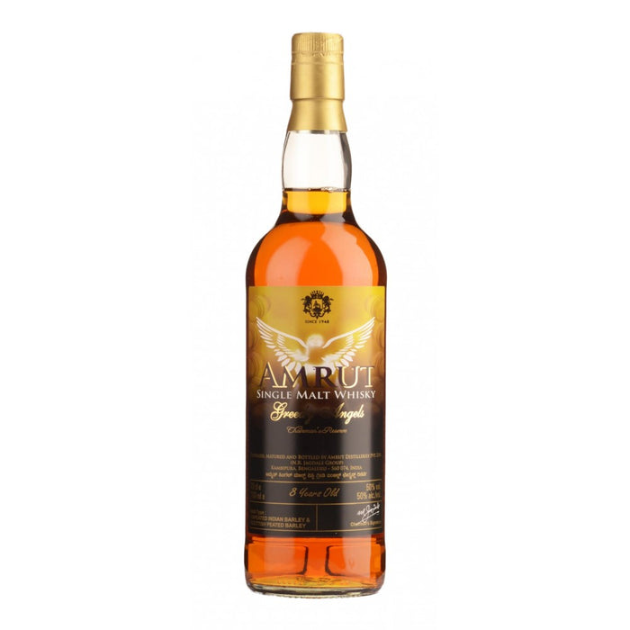 Amrut Greedy Angels Chairman's Reserve 8 Year Old Single Malt Whisky | 700ML