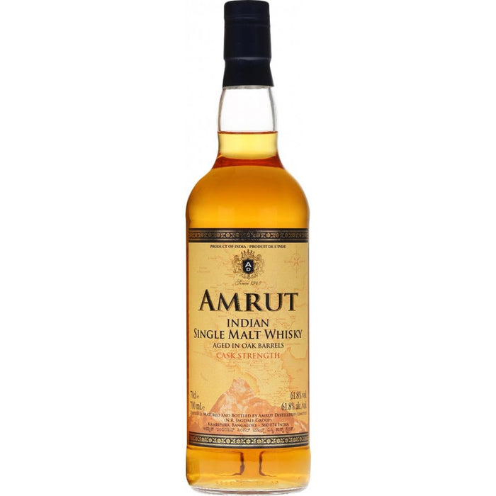 Amrut Cask Strength Single Malt Whisky
