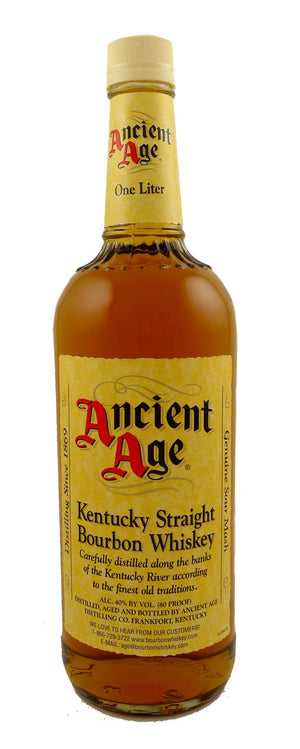 Ancient Age Kentucky Straight Bourbon Whiskey  - CaskCartel.com