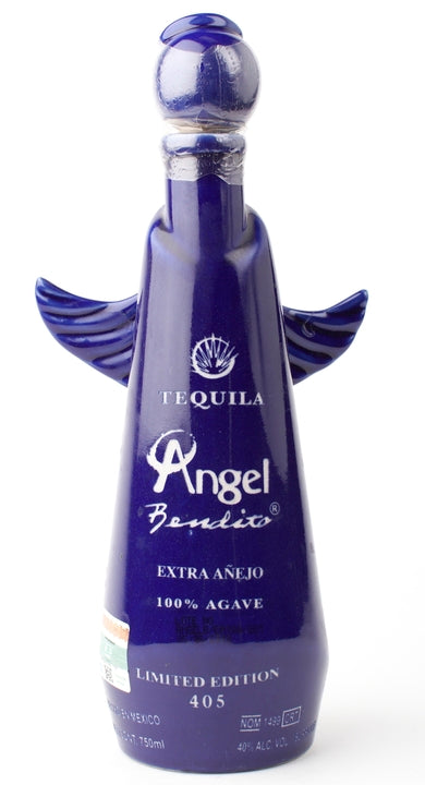 Angel Bendito Extra Anejo Ceramic Limited Edition Tequila