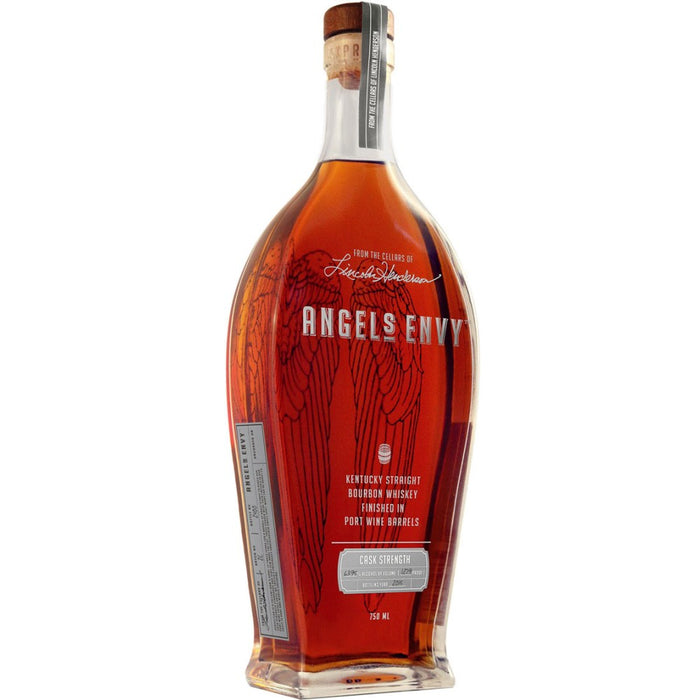 Angel's Envy Cask Strength Bourbon Whiskey