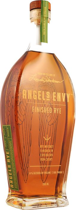 Angel's Envy Rum Cask Finished Rye Whiskey