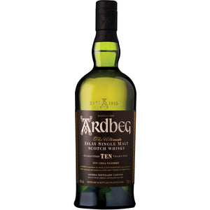 Ardbeg 10 Year Old Single Malt Scotch Whisky - CaskCartel.com
