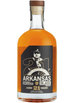 Arkansas Black Applejack 21 Year Whiskey  - CaskCartel.com