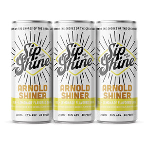 Sip Shine Arnold Shiner | 4-Pack 200ml at CaskCartel.com