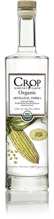 Crop Organic Artisinal Vodka