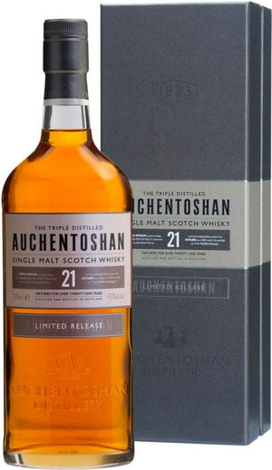 Auchentoshan 21 Year Old Single Malt Scotch Whisky - CaskCartel.com