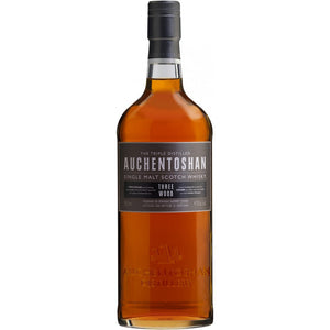 Auchentoshan Three Wood Single Malt Scotch Whisky - CaskCartel.com
