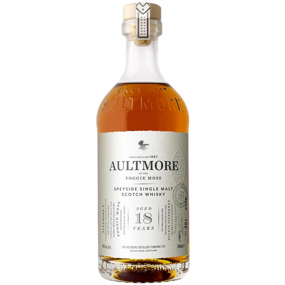 Aultmore 18 Year Old Single Malt Scotch Whisky - CaskCartel.com