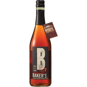 Baker's 7 Year Old Kentucky Straight Bourbon Whiskey - CaskCartel.com